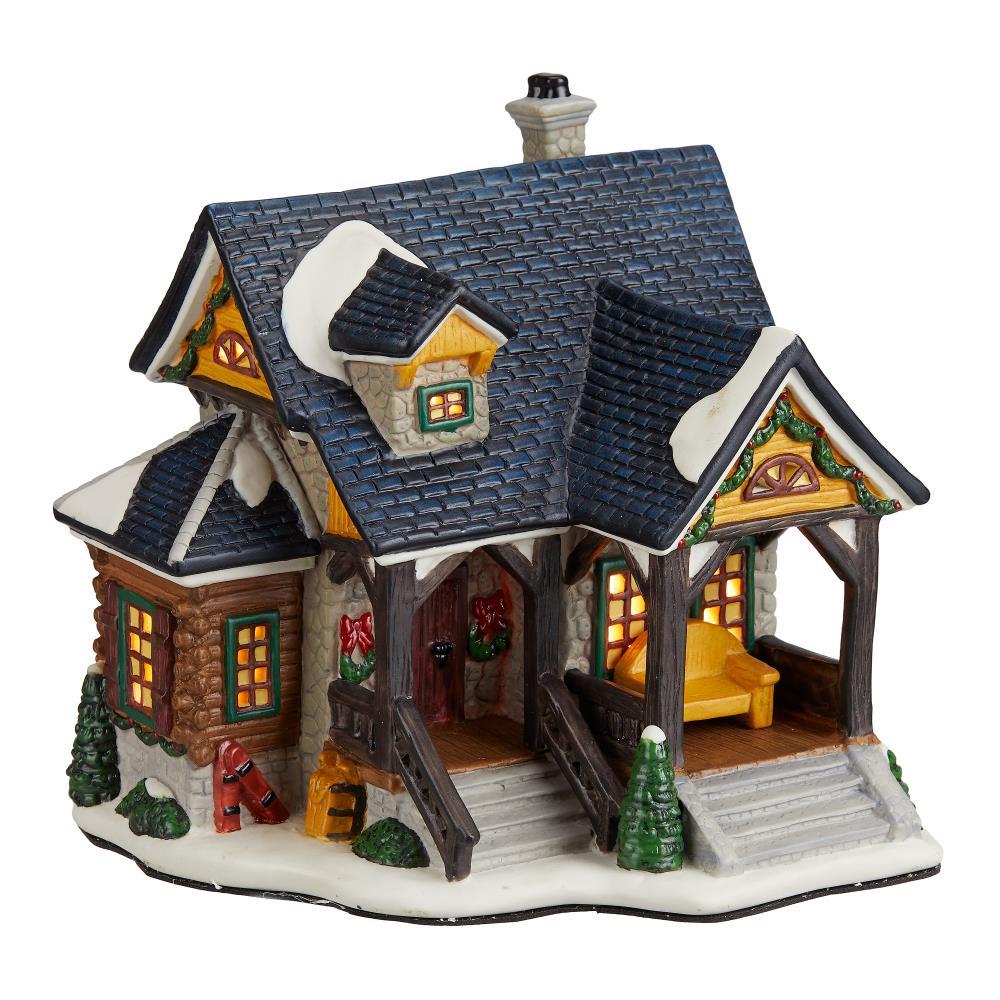 Christmas Village Display Platforms.Christmas Village Display Platforms
